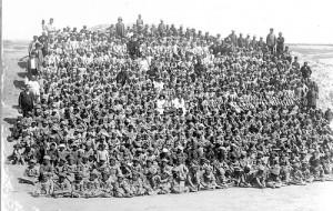 Orphelins victimes du Génocide des arméniens