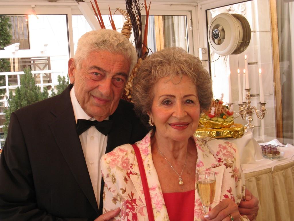 Georges et Madeleine Broussalian