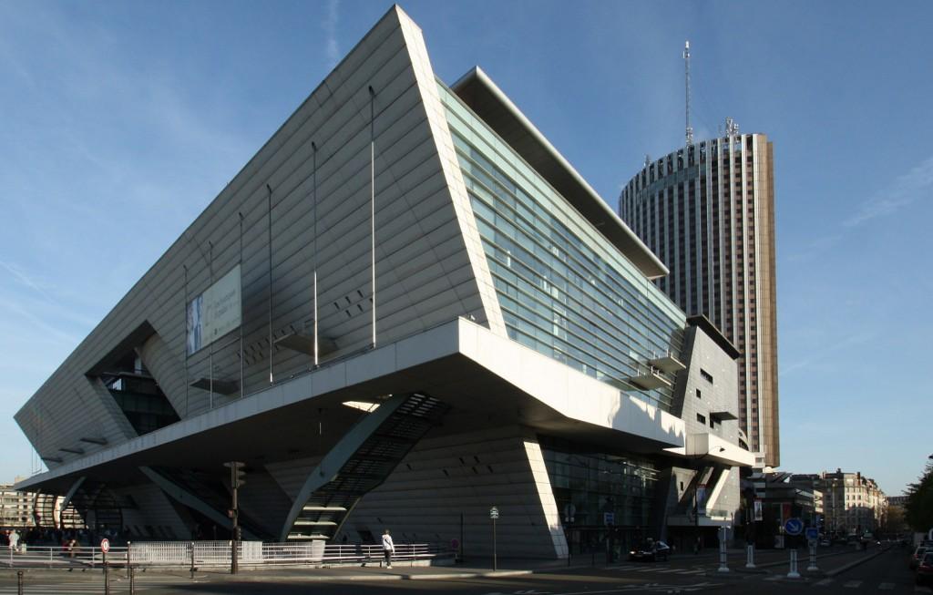 Palais des Congrès à Paris