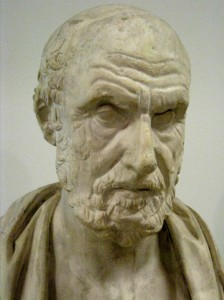 Hippocrate: Similia Similibus est une maxime qu'on lui attribue dans un de ses ouvrages