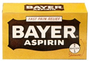bayer-aspirine