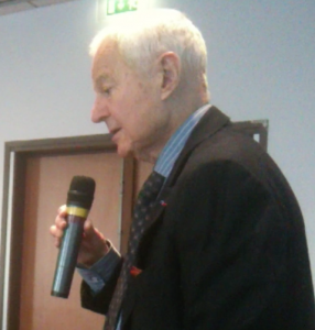 Le Dr. Max Tétau