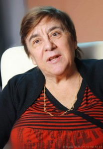 Dr Nicole Delepine